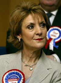 Iris Robinson,MP