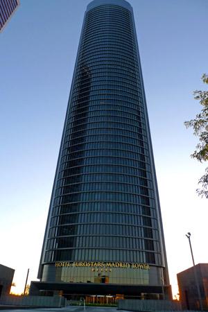 Eurostars Tower, Madrid