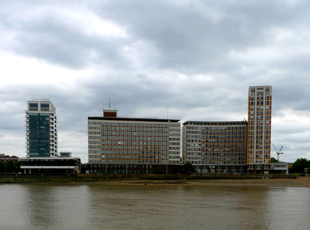 Thames Buildings