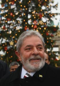 Lula's no Papai Noel