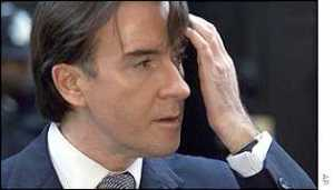 Mr. Mandelson denies any wrongdoing, again, and again, and again....