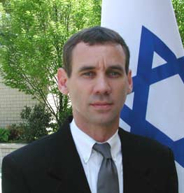Israeli foreign ministry spokesman, Mark Regev