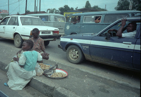 Traffic in Port Harcourt