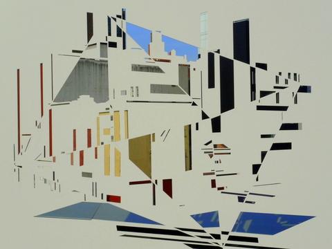 Viewing Station by Richard Galpin