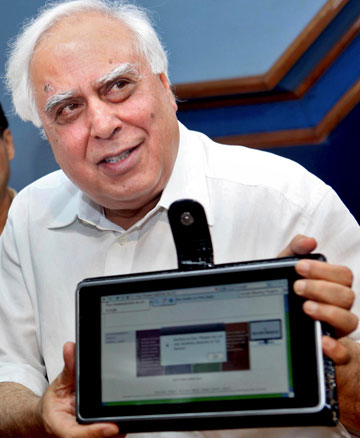 Kapil Sibal and the £23 computer
