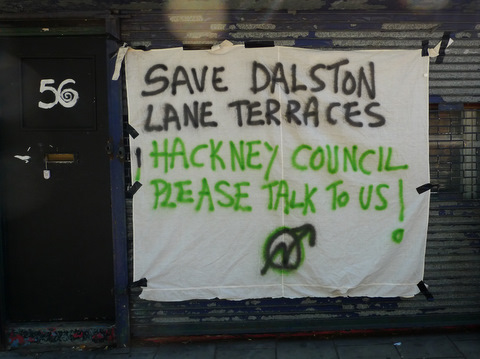 Dalston Lane Terraces