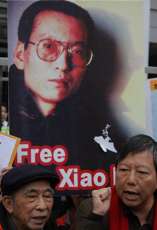 Liu Xiaobo - well chosen Nobel peace prize recipent
