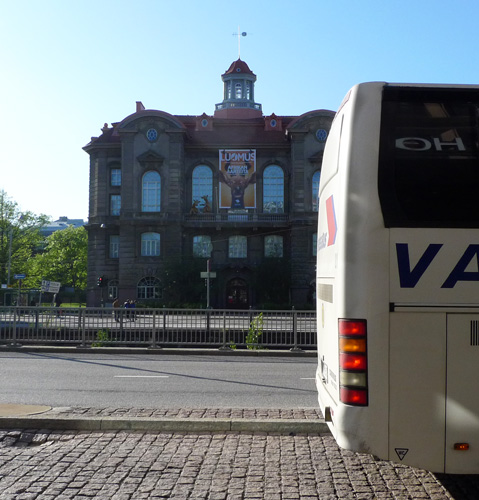 The Helsinki natural History Museum