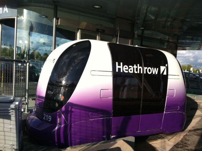 The Pod at Heathrow