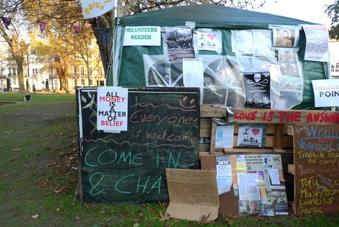 Occupy Brighton