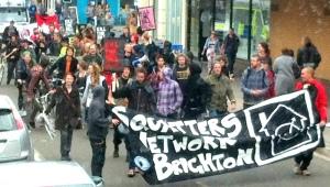 Squatters Network Brighton