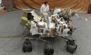 Mars explorers brace for Curiosity rover's 'seven minutes of terror'