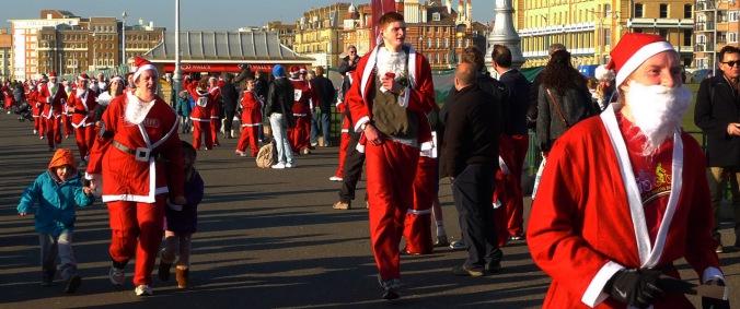 Santa Dash 2012
