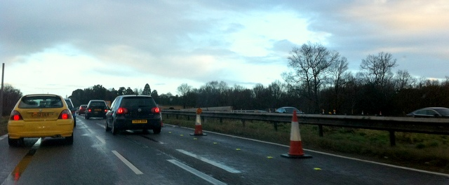 The Wiggly Bit in the A23