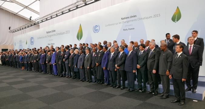Paris Climate Change Confernece